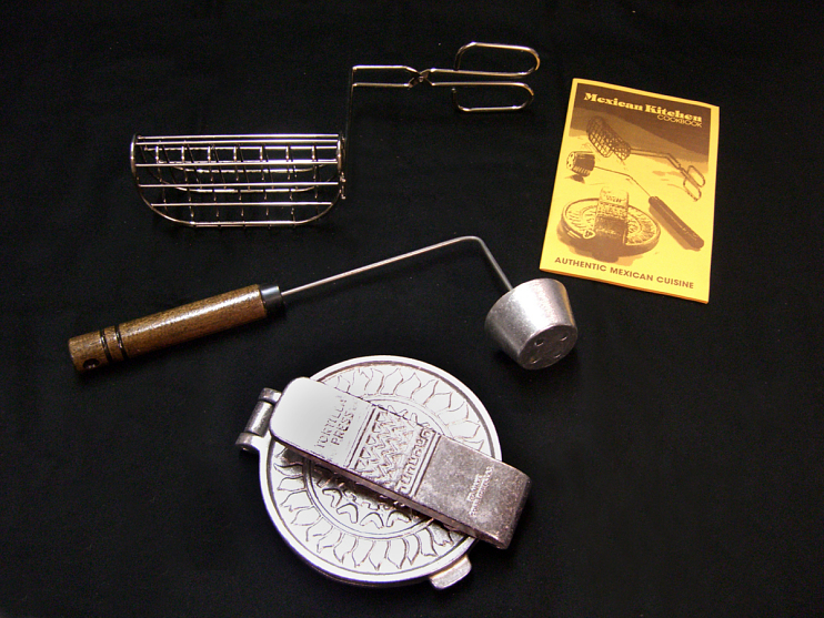 The Mexican Kitchen—Authentic Mexican Cookware Set