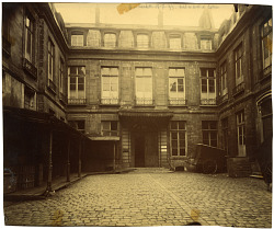 Photographic History Collection: Eugène Atget