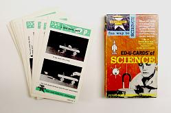 Ed-U-Cards of Science
