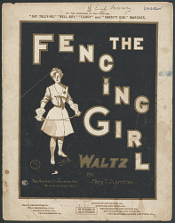 """The Fencing Girl Waltz"""