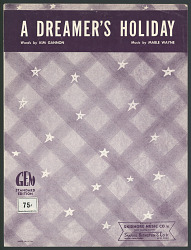 """""""A Dreamer's Holiday"""""""