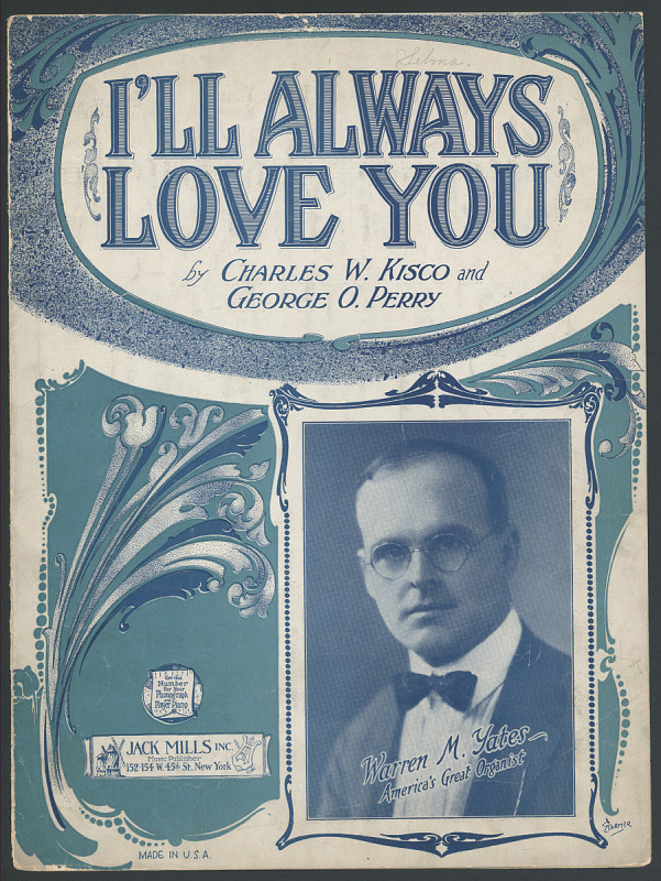 """Image for """"I'll Always Love You"""""""