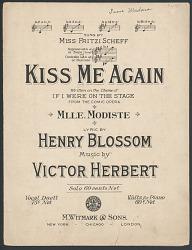 """""""Kiss Me Again"""""""