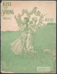 """""""Kiss of Spring"""""""
