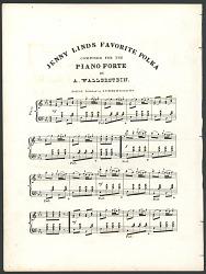 """""""Jenny Lind's Favorite Polka"""""""