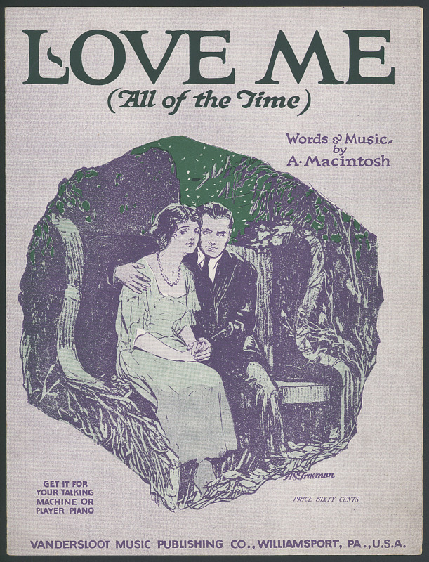 """Image for """"Love Me (All The Time)"""""""