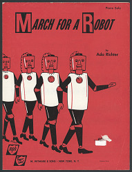 """""""March for a Robot"""""""