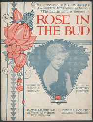 """Rose in the Bud"""