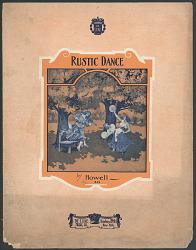"""Rustic Dance"" Sheet Music"