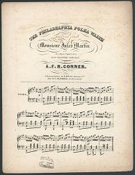 """Philadelphia Polka Waltz"" Sheet Music"