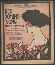 """Red Domino Song"""