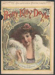"""Pretty Kitty Doyle"" Sheet Music"
