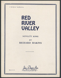 """Red River Valley"""