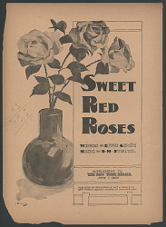 """""""Sweet Red Roses"""""""