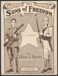 """The Sons of Freedom March"""
