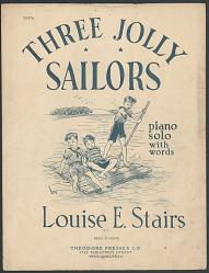 """""""Three Jolly Sailors"""""""