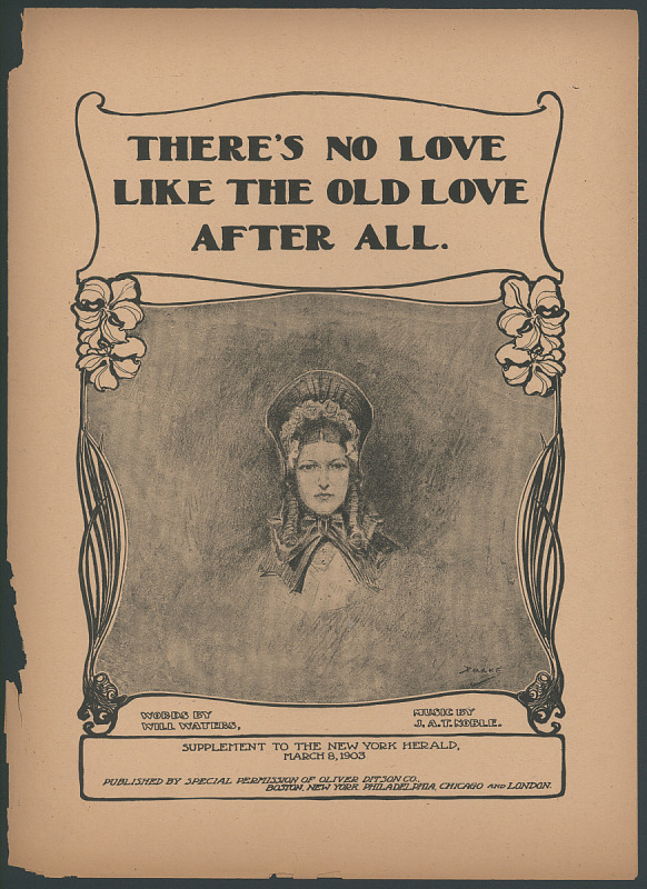 """Image for """"There's No Love Like the Old Love After All"""""""
