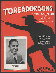 """Toreador Song"""