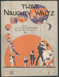 """That Naughty Waltz"""