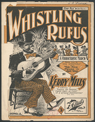 """Whistling Rufus"""