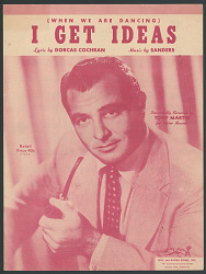 """(When We Are Dancing) I Get Ideas"" Sheet Music"