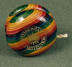 """BC """"Smithsonian"""" Yo-Yo"""