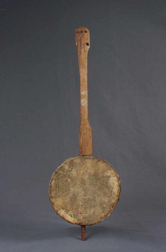 Four-String Fretless Banjo