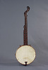 thumbnail for Image 8 - Boucher Five-String Fretless Banjo