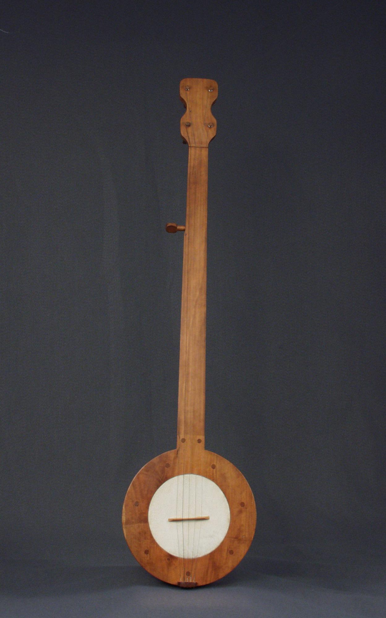 Image 1 for Five-String Fretless Banjo