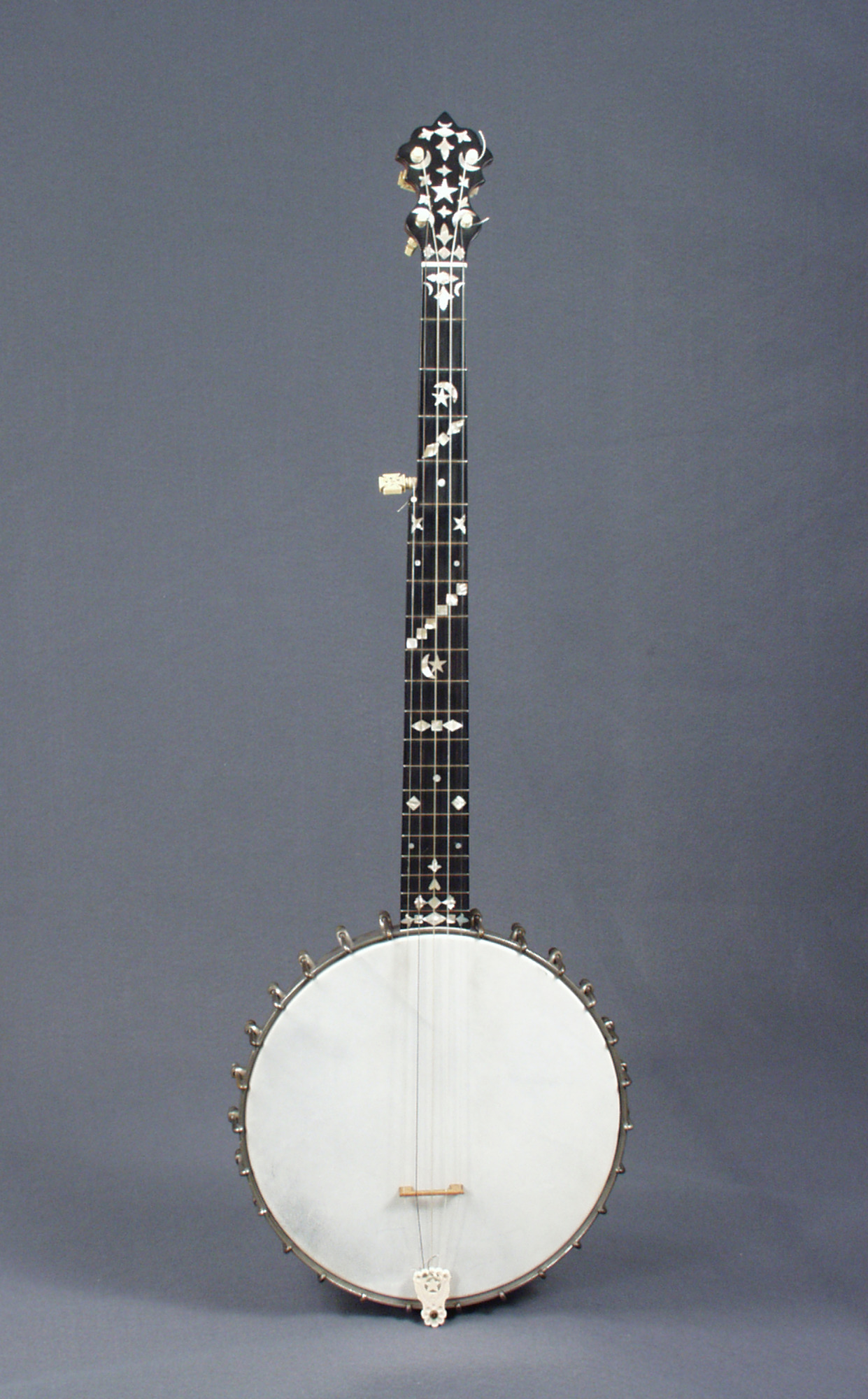 Image 1 for Stewart Five-String Banjo