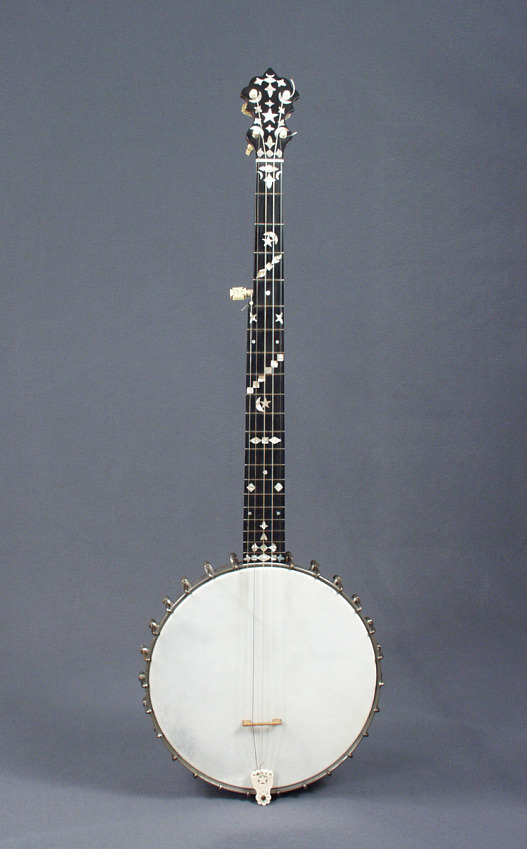Stewart Five-String Banjo