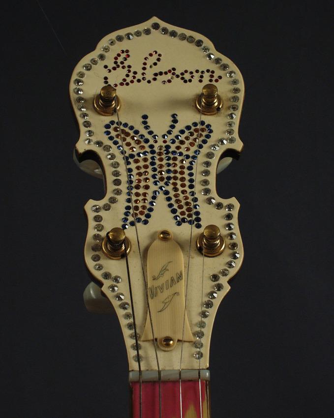 Vivian Hayes' Gibson Tenor Banjo