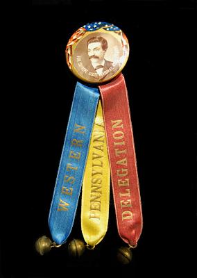 Western Pennsylvania Delegation badge