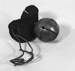 Finnish Immigrant's Sleigh Bell