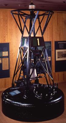 Navigational Bell Buoy