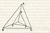 images for Painting - <I>Aligned Triangles (Desargues)</I>-thumbnail 5