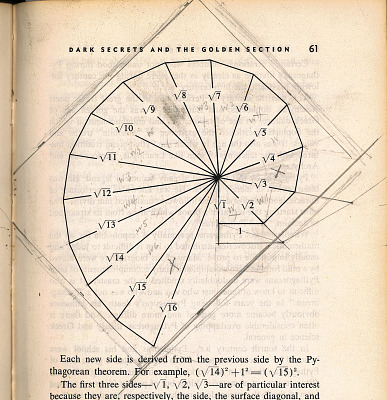 Book, The Number of Things, Pythagoras, Geometry and Humming Strings