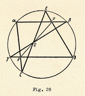Book, The Ruler in Geometrical Constructions