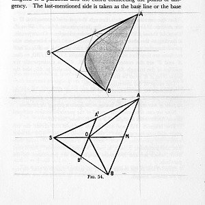 images for Painting - <I>Parabolic Triangles (Archimedes)</I>-thumbnail 2