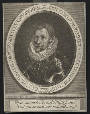 Johann Tserclaes, Count von Tilly