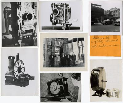 Dunston Photographs, Documents, Etc.