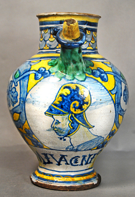Syrup Jar, MIVA CNI