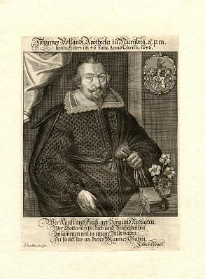 Johannes Vollandt Apothecte