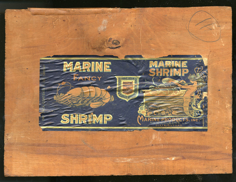 Image for Shrimp Shipping Crate