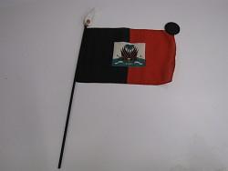 flag, Haiti.