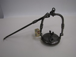 """""""Hanging Betty"""" Miner's Tunnel Lamp"""