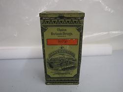 Choice Botanic Drugs, Pressed Gentian