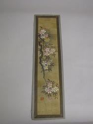 japanese paper art panel