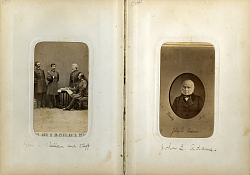 John Q. Adams by Brad