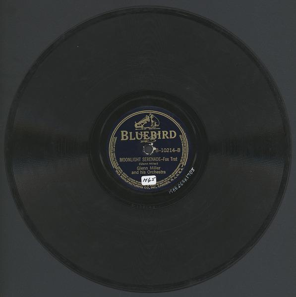 """Image 1 for Sound Recording, """"Moonlight Serenade"""""""